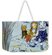 Wizard Of Oz, 1900 Weekender Tote Bag
