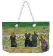 Women Bathing Weekender Tote Bag