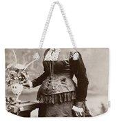Women's Fashion, 1880s Weekender Tote Bag