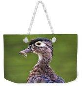 Wood Duck Juvenile Weekender Tote Bag
