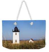 Wood End Lighthouse Weekender Tote Bag