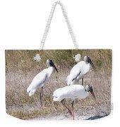 Wood Storks Weekender Tote Bag