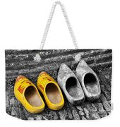 Wooden Shoes Weekender Tote Bag