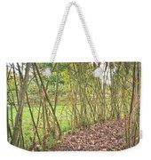 Woodland Path Weekender Tote Bag