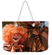 World Famous Clown From 1936 Weekender Tote Bag