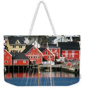 World Hertitage Designated Town On Weekender Tote Bag
