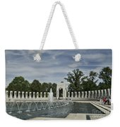 World War 2 Memorial Weekender Tote Bag