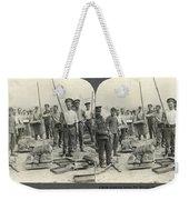 World War I Bakers Weekender Tote Bag