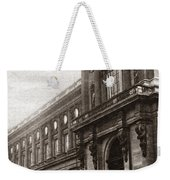 World War I Quai D'orsay Weekender Tote Bag