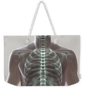 X-ray Skeleton Weekender Tote Bag
