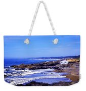 Yachats Oregon 2013 Weekender Tote Bag