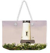 Yaquina Lighthouse In May Weekender Tote Bag