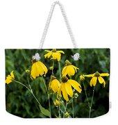 Yellow Cone Flowers Rudbeckia Weekender Tote Bag