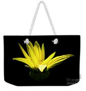 Yellow Weekender Tote Bag