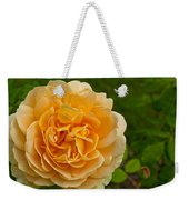 Yellow Rose Weekender Tote Bag