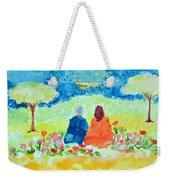 Yogananda And Swami Kriyananda Weekender Tote Bag