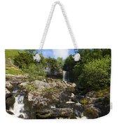 Yorkshire Dales Waterfall Weekender Tote Bag