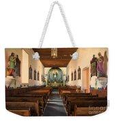 Ysleta Mission Of El Paso Texas Weekender Tote Bag