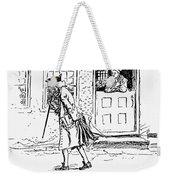 Zenger And Bradford, 1730s Weekender Tote Bag