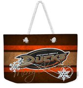 Anaheim Ducks Weekender Tote Bag