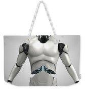 Android Weekender Tote Bag