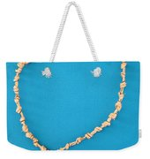 Aphrodite Antheia Necklace Weekender Tote Bag by Augusta Stylianou