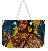 Atahualpa, Last Emperor Of The Incan Weekender Tote Bag