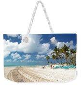 Beach At Coco Cay Weekender Tote Bag