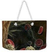 Blood Cells Weekender Tote Bag