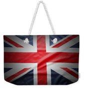 British Flag 17 Weekender Tote Bag