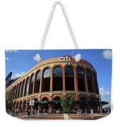 Citi Field - New York Mets 3 Weekender Tote Bag