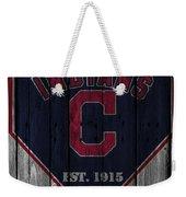Cleveland Indians Weekender Tote Bag
