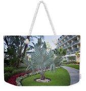 10 Days In Florida Weekender Tote Bag