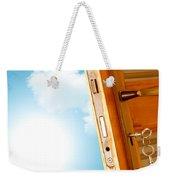 Door To New World Weekender Tote Bag