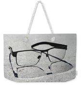 Eyeglasses Weekender Tote Bag