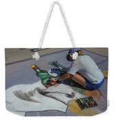 Lake Worth Street Painting Festival Weekender Tote Bag