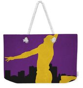 Los Angeles Lakers Weekender Tote Bag