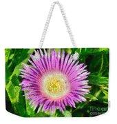 Spring Wild Flower Weekender Tote Bag