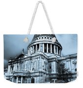 St Paul's Cathedral London Art Weekender Tote Bag