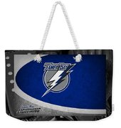 Tampa Bay Lightning Weekender Tote Bag