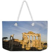 The Roman Forum Weekender Tote Bag