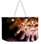 Virus Particles Weekender Tote Bag