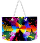 1000 Abstract Thought Weekender Tote Bag