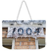 1004 Main Street Small Town Usa - Color Weekender Tote Bag