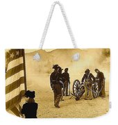 100th Anniversary Of Deactivation Ft. Lowell Tucson Arizona 1991 Toned 2008 Weekender Tote Bag