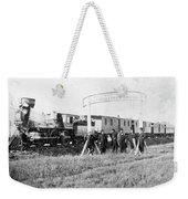 100th Meridian, 1866 Weekender Tote Bag