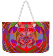 1015 Abstract Thought Weekender Tote Bag