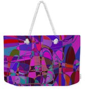 1016 Abstract Thought Weekender Tote Bag