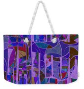 1022 Abstract Thought Weekender Tote Bag