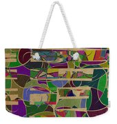 1023 Abstract Thought Weekender Tote Bag